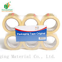 SHENZHEN BULL good adhesive tape bopp packaging tape