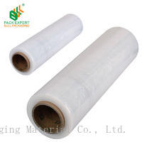 SHENZHEN bull packaging material lldpe stretch wrap film