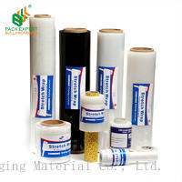SHENZHEN bull packaging material maual use stretch film